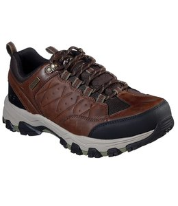 Skechers Relaxed Fit: Selmen - Helson 66282 LTBR