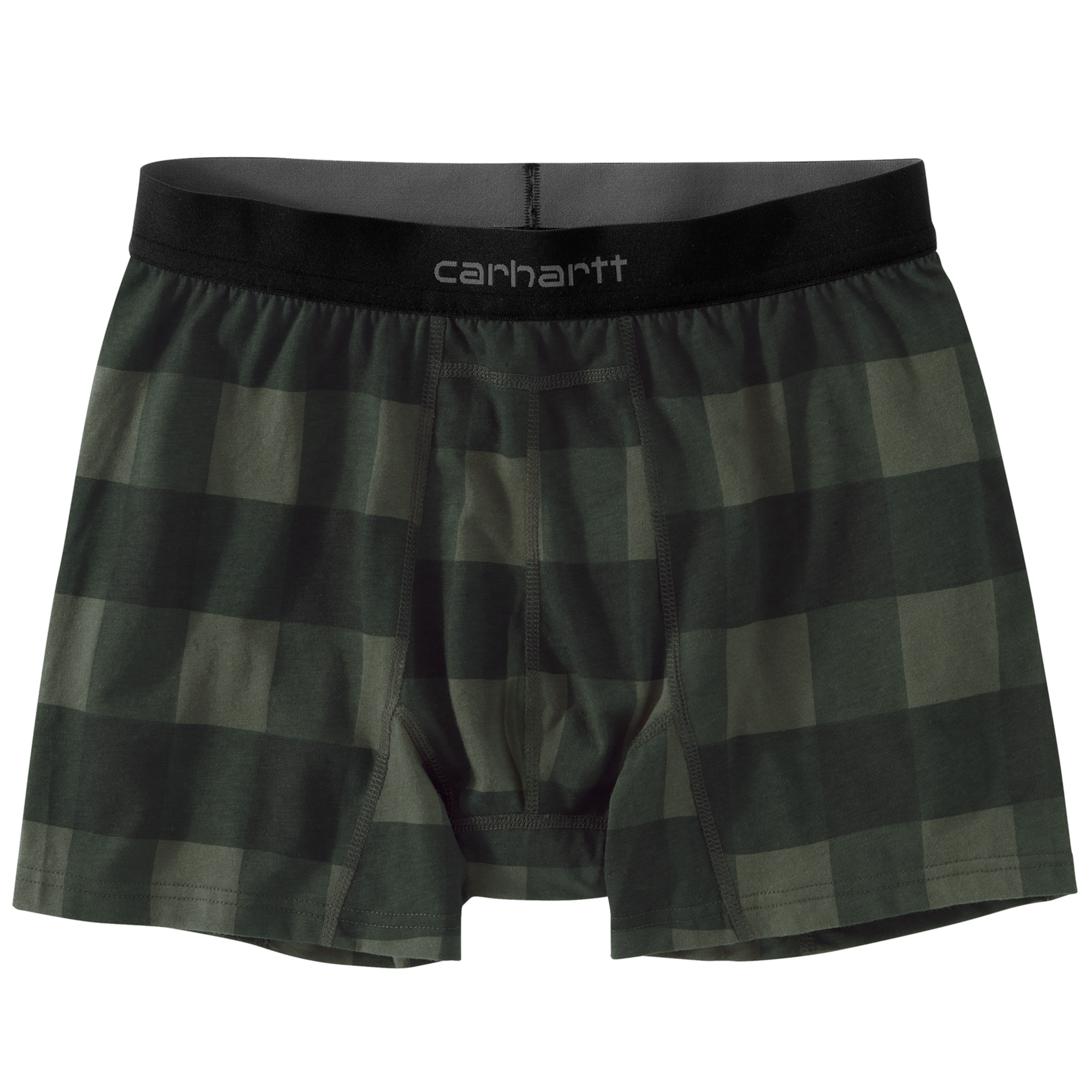 Carhartt Mens Cotton Polyester 2 Pack Boxer Brief Boxer Briefs
