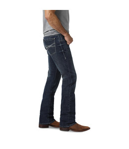 Wrangler Jean Slim Straight Rock 47 by Wrangler MRS47QR