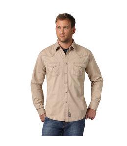Wrangler Shirt Long Sleeve Premium Wrangler Retro MVR502T