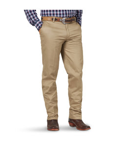 Wrangler Pants Relaxed Fit Flat Front Casuals 00096KH