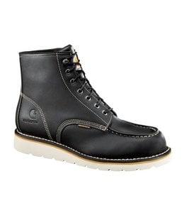 "Carhartt Men's Waterproof 6"" Moc Toe Wedge Boot CMW6191"