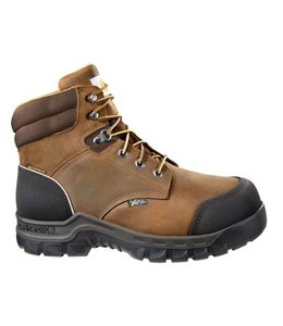 "Carhartt Boot Internal Met Guard Composite Toe Waterproof 6"" Work Flex CMF6720"