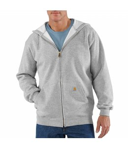 Carhartt Men's Midweight Hooded Zip-Front Sweatshirt K122