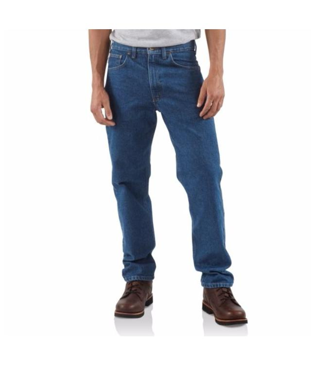 9919f17c Carhartt Tapered-Leg Jeans Straight/Traditional-Fit B18 - Traditions ...