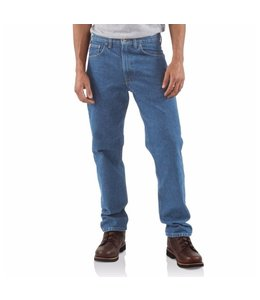 Carhartt Tapered-Leg Jeans Straight/Traditional-Fit B18