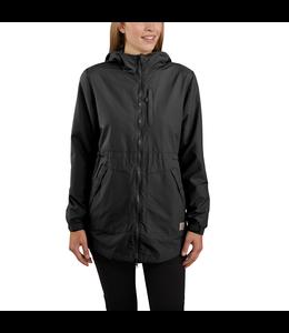 Carhartt Women's Rain Defender Hooded Lightweight Coat 104221