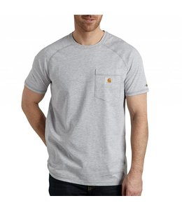 Carhartt Men's Force® Cotton Delmont Short-Sleeve T-Shirt 100410
