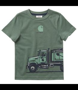 Carhartt Dump Truck Wrap Tee Boy's Toddler CA6075