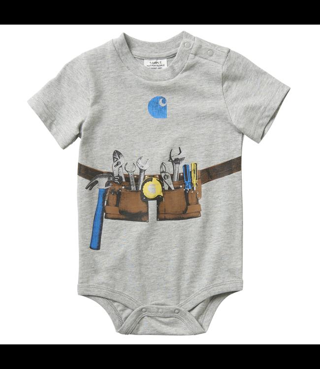 Carhartt Short Sleeve Graphic Bodyshirt Boy's Infant CA6061
