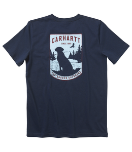 Carhartt Short Sleeve Graphic Pocket Tee Boy's CA6082