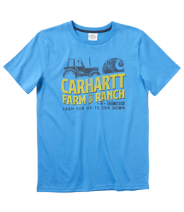 Carhartt Short Sleeve Graphic Tee Boy's CA6080