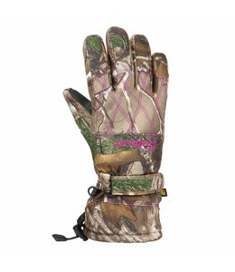 Carhartt Women's Camo Gauntlet Insulated Gloves WA713
