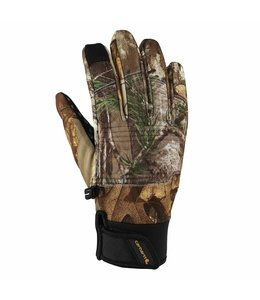 Carhartt Men's Midweight Camo Shooting Glove A656