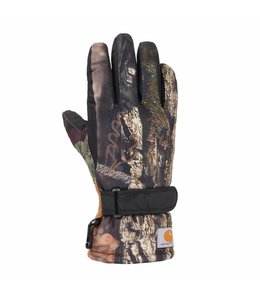 Carhartt Kids Insulated Camo Glove JA634