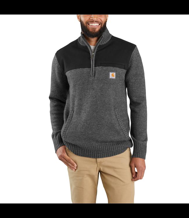 Carhartt Men's Quarter Zip Sweater 103865