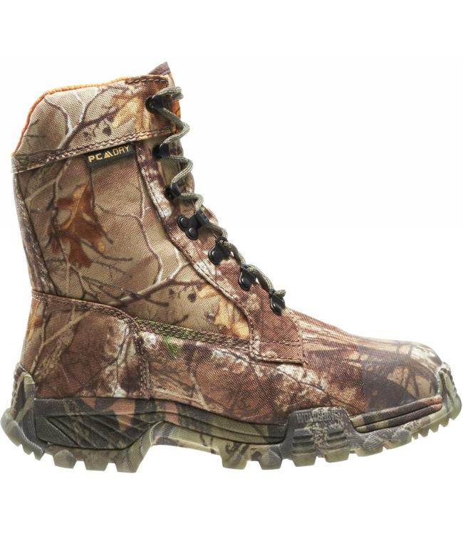 "Wolverine Hunting Boot King Caribou III Insulated Waterproof 8"" W30105"