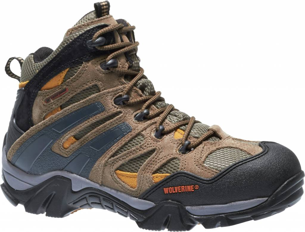 f76e18628061 Wolverine Hiking Boot Wilderness Waterproof W05745 - Traditions ...