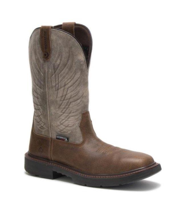 Wolverine Stockman CarbonMax Composite Toe Waterproof Durashocks Boot W201105