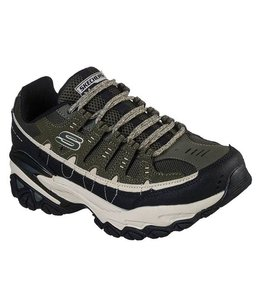 Skechers Energy - After Burn M. Fit Max 51968EWW OLBK