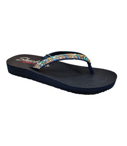 Skechers Meditation - Shine Away 32918 NVMT