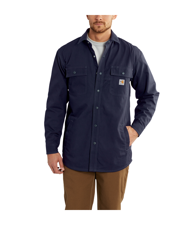 Carhartt Flame-Resistant Full Swing Quick Duck Shirt Jac 102682