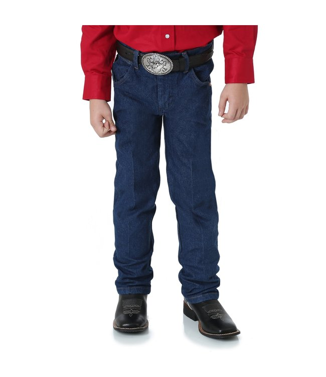 Wrangler Cowboy Cut® Original Fit Boys' Jeans  Sizes 8-18 13MWZBP