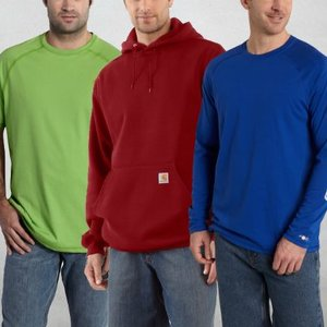 c373121c From knit and woven shirts to sweatshirts and outerwear, we have the men's  outdoor wear you need. We only carry high-end brands like Carhartt and  Wrangler, ...