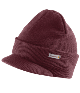 Carhartt Hat with Visor Knit A164