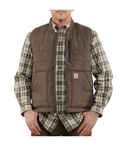 Carhartt Men's Brookville Quilted Nylon Vest 100740