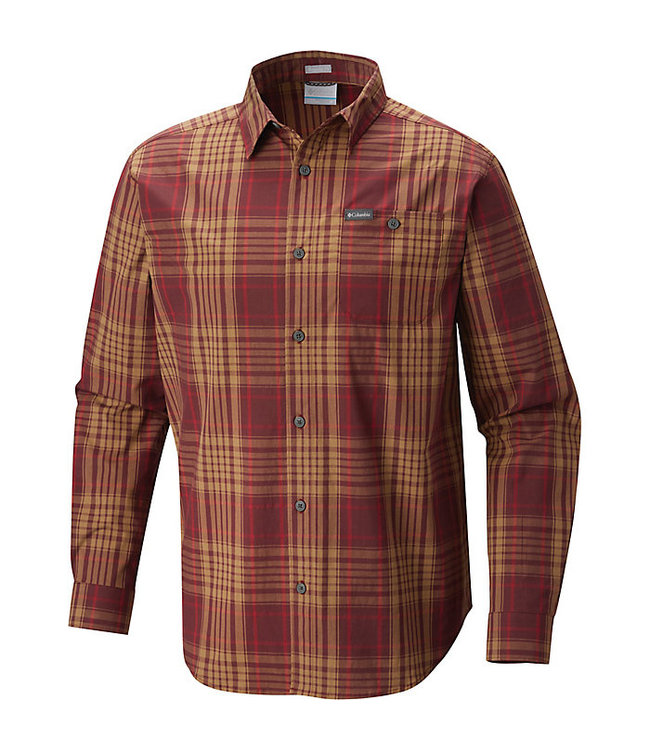 Columbia Men's Boulder Ridge Long Sleeve Shirt 1805611