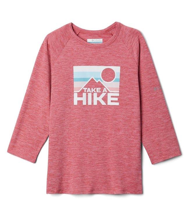 Columbia Girl's Outdoor Elements™ 3/4 Sleeve Shirt 1766451