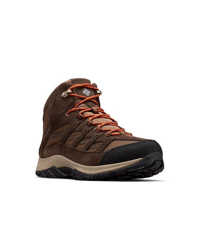 Columbia Men's Crestwood™ Mid Waterproof Hiking Boot - Wide 1765382