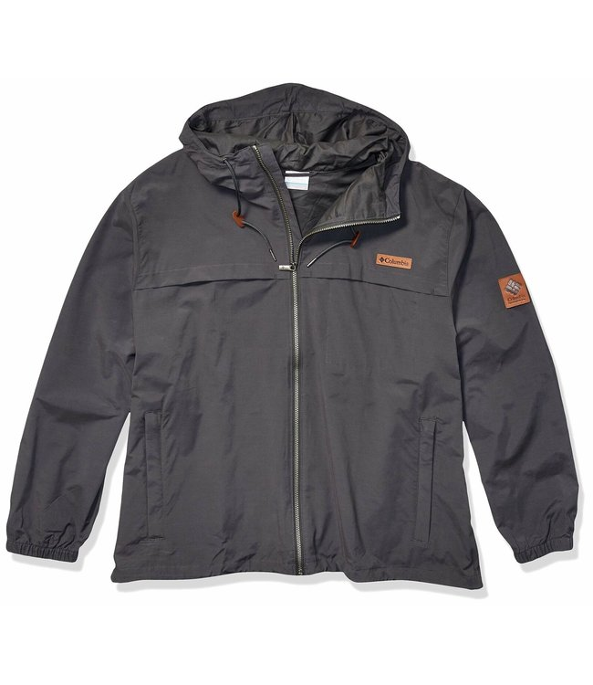 Water Resistant Lightweight Columbia Mens Rockwell Falls Casual Windbreak