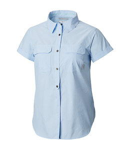 Columbia Women's Pilsner Peak™ Novelty Short Sleeve Shirt 1710501