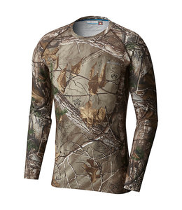 Columbia Men's Midweight Stretch Camo Long Sleeve Top 1679601