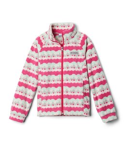 Columbia Girls' Benton Springs™ II Printed Fleece Jacket 1618281
