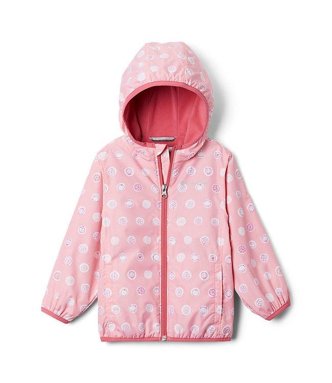 Columbia Girls Toddler Mini Pixel Grabber™ II Wind Jacket 1544291