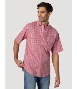Wrangler Men's 20X Competition Advanced Comfort Short Sleeve Shirt MJC279R