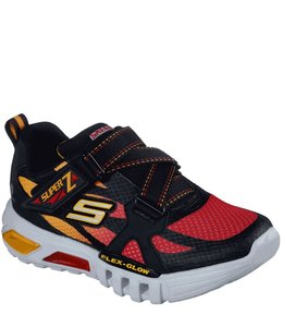Skechers S Lights: Flex-Glow - Lowex 400015L BKRD