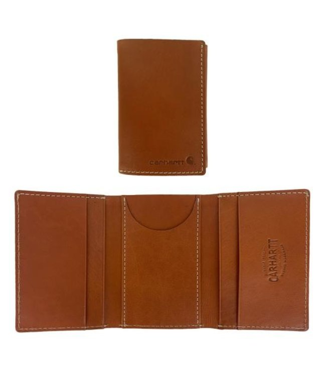 Carhartt Rough Cut Trifold Wallet 61-CH2332