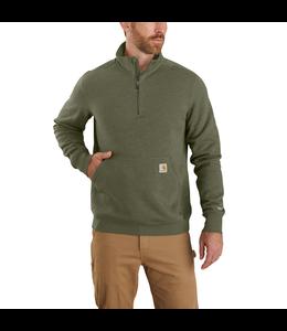 Carhartt Men's Force Relaxed Fit Midweight 1/4 Zip Pocket Sweatshirt 104475
