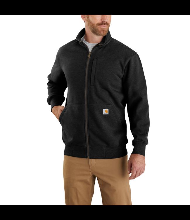 Carhartt Men's Rain Defender Heavyweight Full-Zip Crewneck Sweatshirt 104440