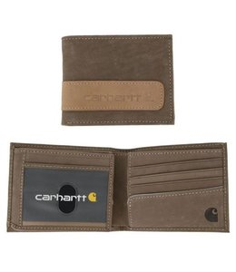 Carhartt Two-Tone Billfold Wallet with Wing B0000215