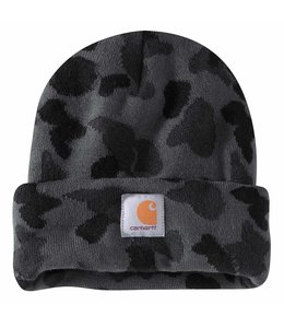 Carhartt Men's Knit Camo Beanie 104557
