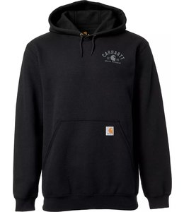 Carhartt Men's Midweight Chest Graphic Hooded Sweatshirt 103469