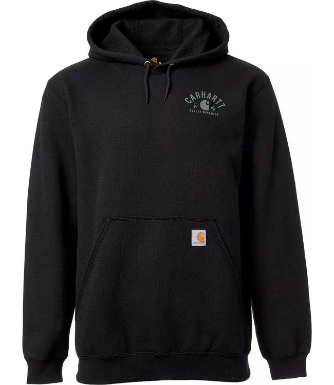 Carhartt Men's Midweight Chest Graphic Hooded Sweatshirt 103469