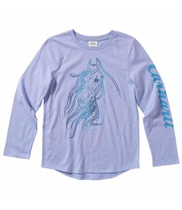 Carhartt Girl's Long Sleeve Graphic Tee CA9777