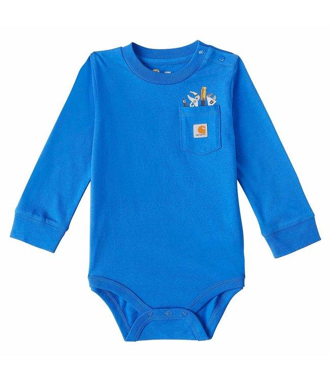 Carhartt Boy's Infant Tools in Pocket Bodyshirt CA6145