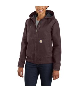 Carhartt Women's Washed Duck Insulated Active Jacket 104053